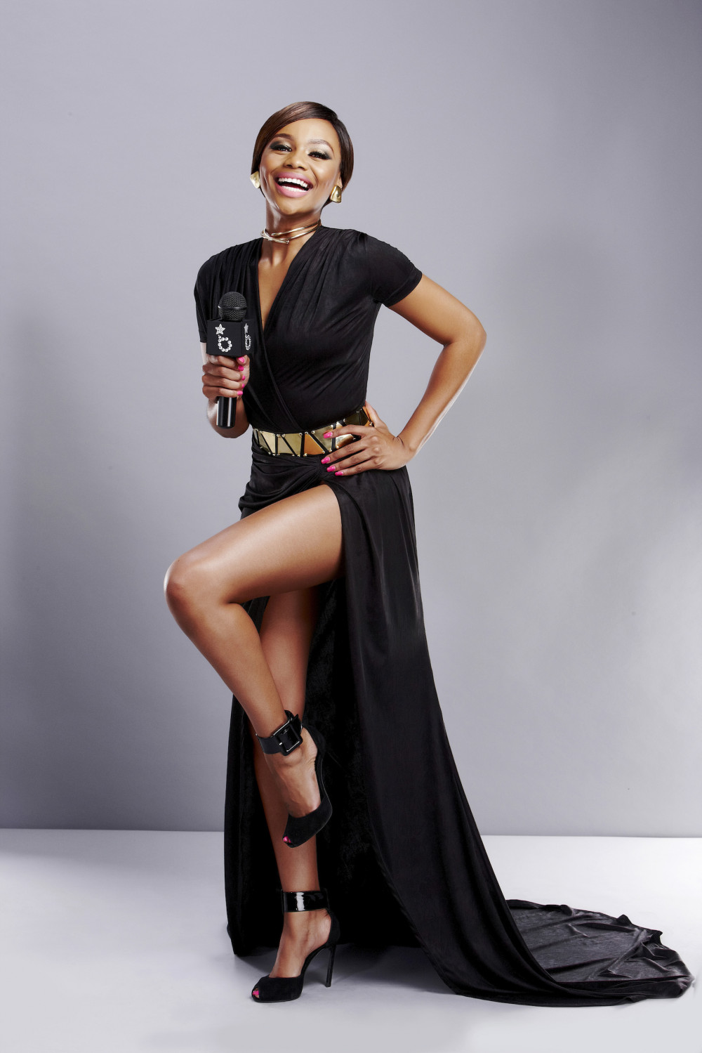 South African Media Personality Bonang Matheba To Host
