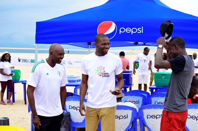 COPA Lagos Clean the Beach Day Out - Bellanaija - October2014001