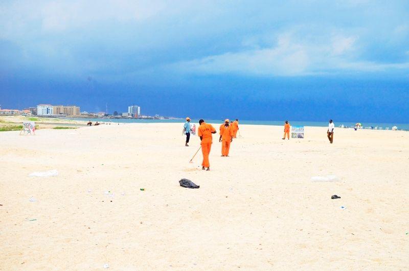 COPA Lagos Clean the Beach Day Out - Bellanaija - October2014007