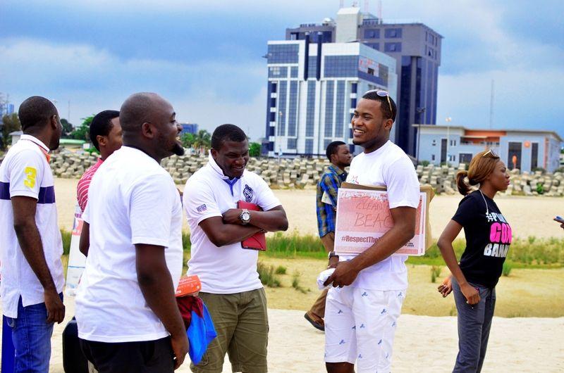 COPA Lagos Clean the Beach Day Out - Bellanaija - October2014008