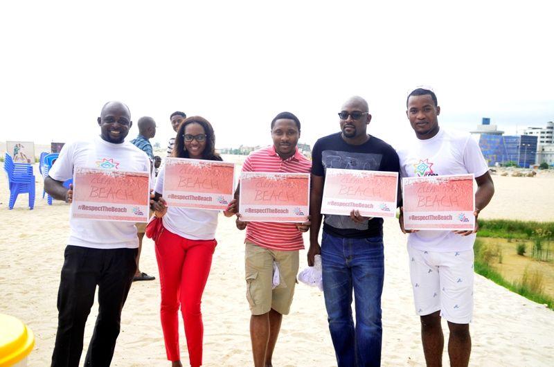 COPA Lagos Clean the Beach Day Out - Bellanaija - October2014009