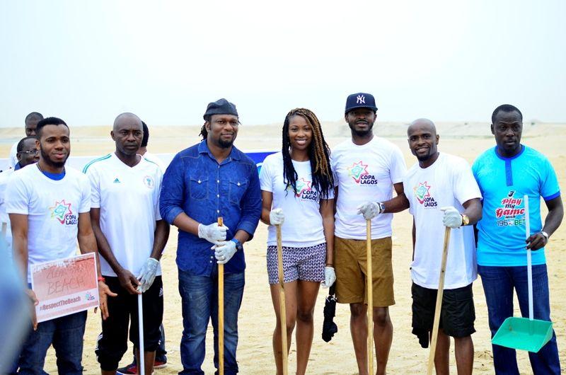 COPA Lagos Clean the Beach Day Out - Bellanaija - October2014013
