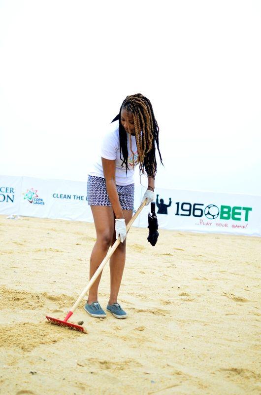 COPA Lagos Clean the Beach Day Out - Bellanaija - October2014014