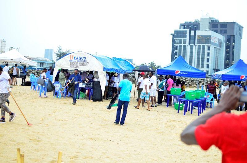 COPA Lagos Clean the Beach Day Out - Bellanaija - October2014016