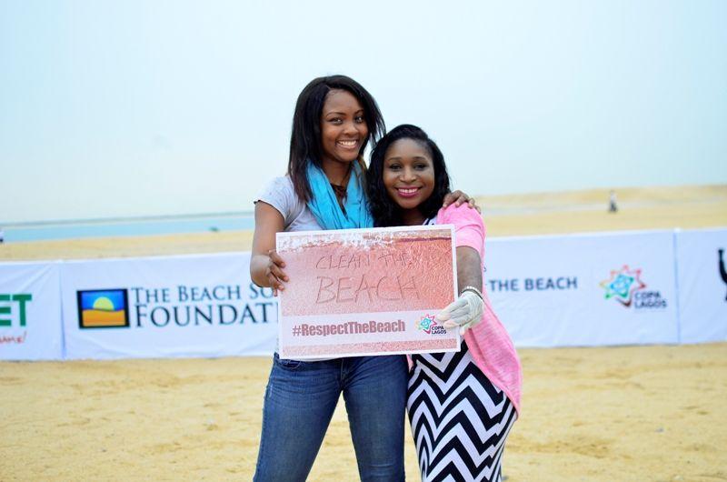 COPA Lagos Clean the Beach Day Out - Bellanaija - October2014018