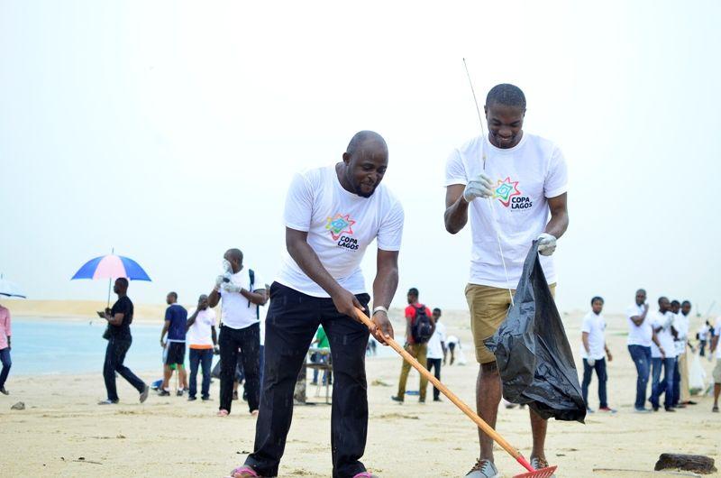 COPA Lagos Clean the Beach Day Out - Bellanaija - October2014025