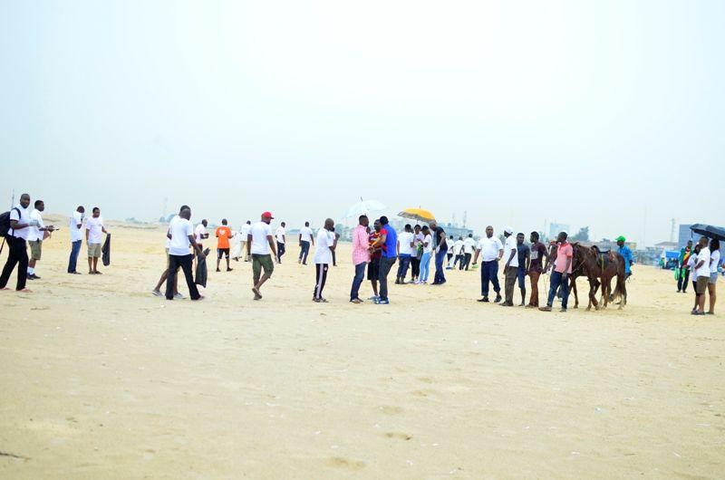 COPA Lagos Clean the Beach Day Out - Bellanaija - October2014027