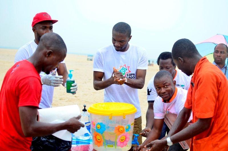 COPA Lagos Clean the Beach Day Out - Bellanaija - October2014031