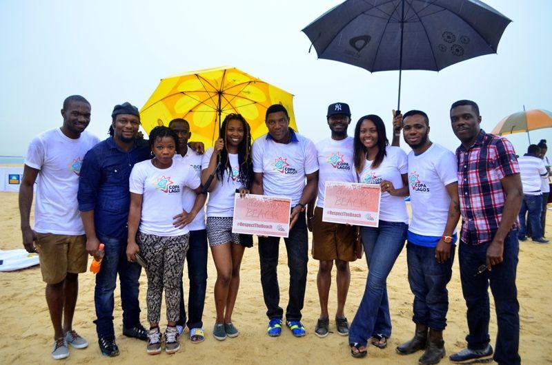 COPA Lagos Clean the Beach Day Out - Bellanaija - October2014034