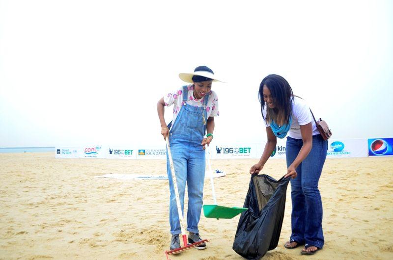 COPA Lagos Clean the Beach Day Out - Bellanaija - October2014036