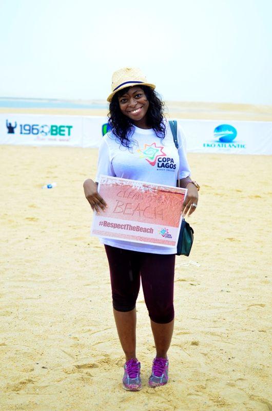 COPA Lagos Clean the Beach Day Out - Bellanaija - October2014040