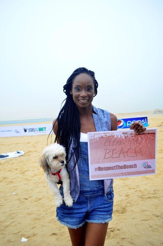 COPA Lagos Clean the Beach Day Out - Bellanaija - October2014042