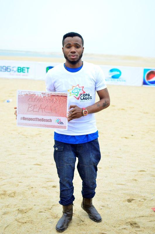 COPA Lagos Clean the Beach Day Out - Bellanaija - October2014043
