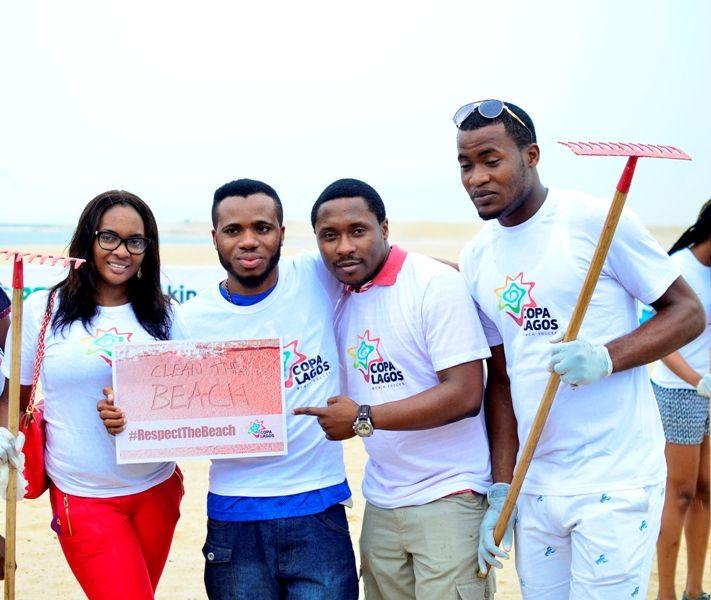 COPA Lagos Clean the Beach Day Out - Bellanaija - October2014044