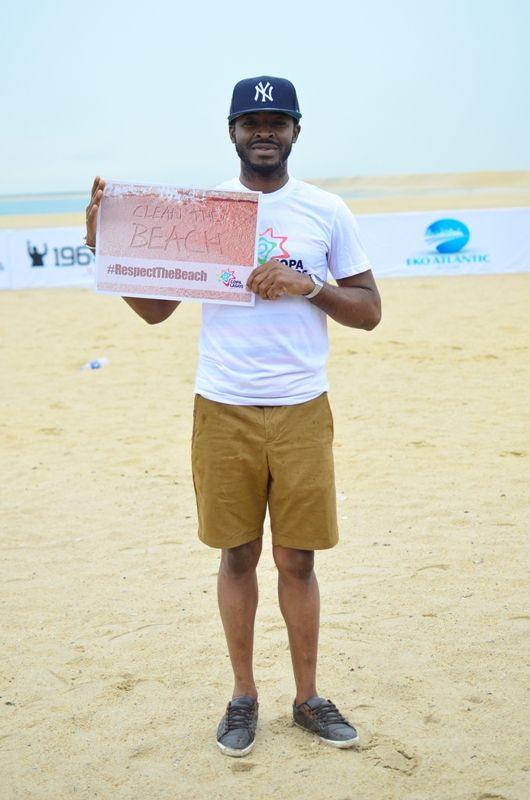 COPA Lagos Clean the Beach Day Out - Bellanaija - October2014047