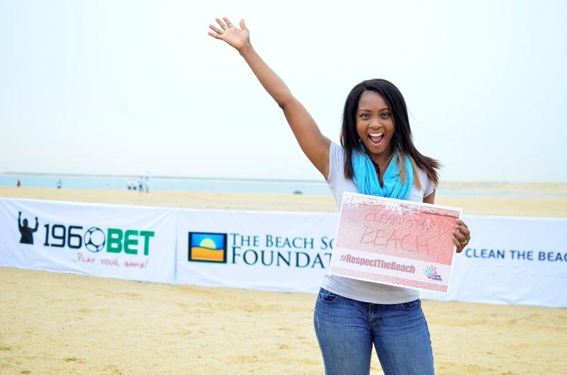 COPA Lagos Clean the Beach Day Out - Bellanaija - October2014049