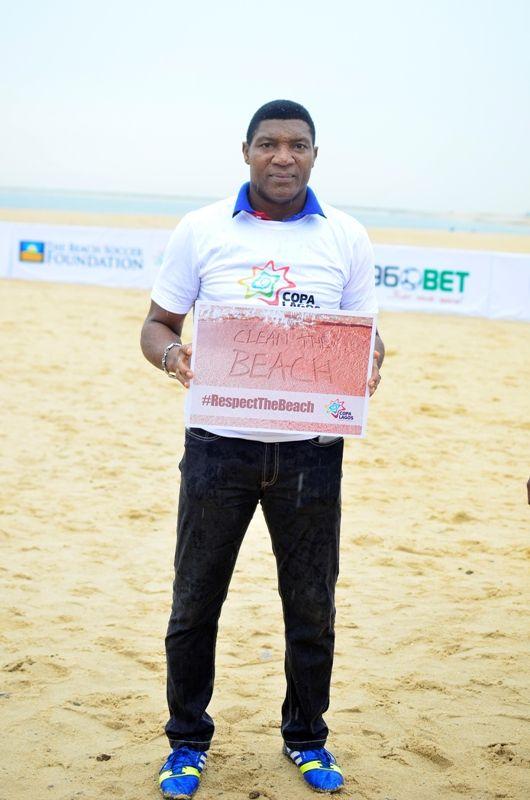 COPA Lagos Clean the Beach Day Out - Bellanaija - October2014051