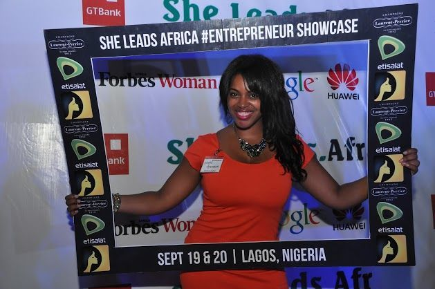 Cherae Robinson of Tastemakers Africa and Rare Customs for She Leads Africa 2014 - Bellanaija - Octoberr2014001 (5)