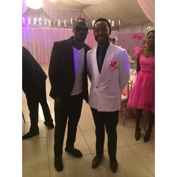 Chris Attoh & OC Ukeje