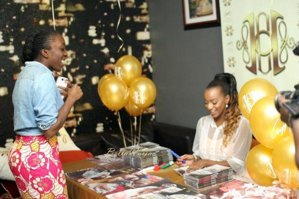DJ Cuppy - Autograph Signing Lagos 2014 - BellaNaija 004