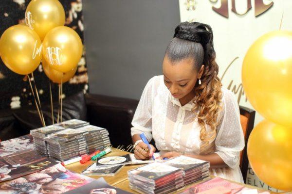 DJ Cuppy - Autograph Signing Lagos 2014 - BellaNaija 005