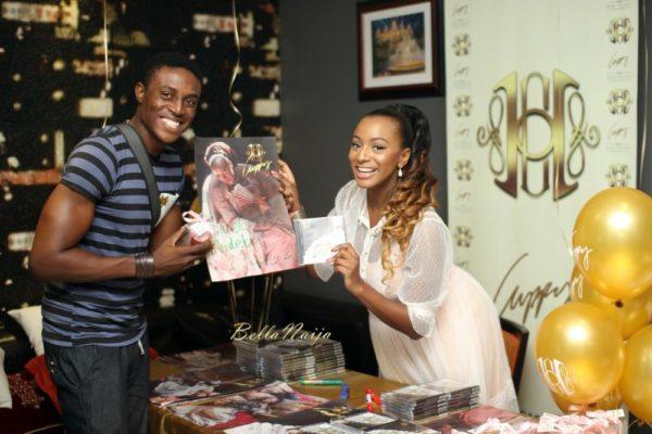 DJ Cuppy - Autograph Signing Lagos 2014 - BellaNaija 009