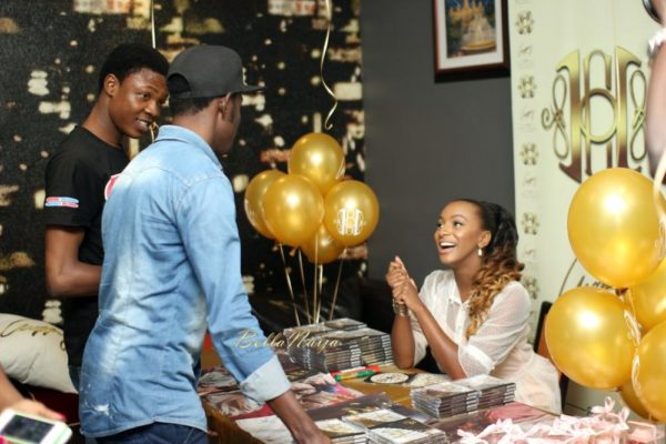 DJ Cuppy - Autograph Signing Lagos 2014 - BellaNaija 014