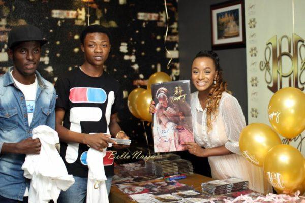 DJ Cuppy - Autograph Signing Lagos 2014 - BellaNaija 015