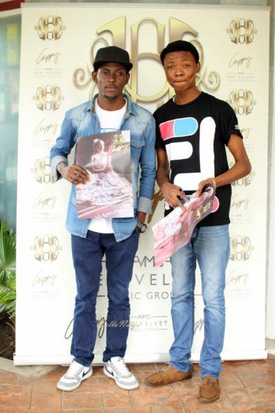 DJ Cuppy - Autograph Signing Lagos 2014 - BellaNaija 016