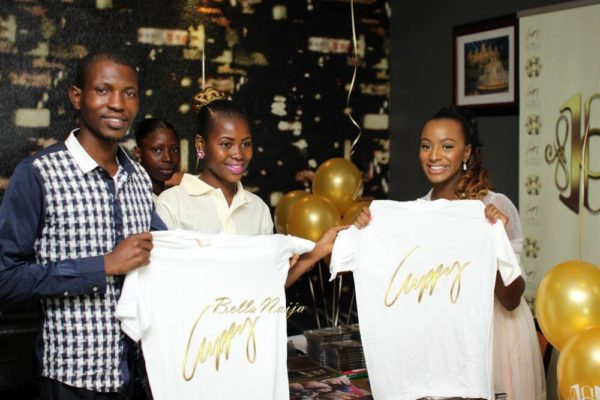 DJ Cuppy - Autograph Signing Lagos 2014 - BellaNaija 017