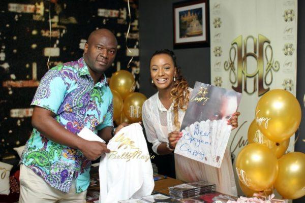 DJ Cuppy - Autograph Signing Lagos 2014 - BellaNaija 019