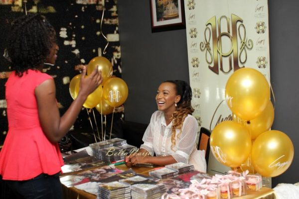 DJ Cuppy - Autograph Signing Lagos 2014 - BellaNaija 020