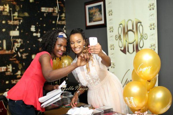 DJ Cuppy - Autograph Signing Lagos 2014 - BellaNaija 021