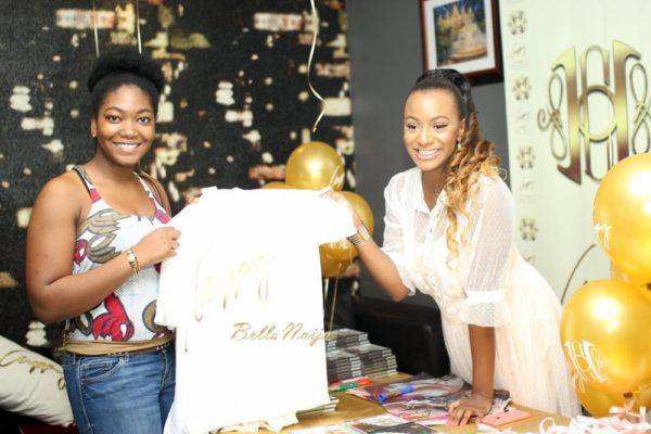 DJ Cuppy - Autograph Signing Lagos 2014 - BellaNaija 024