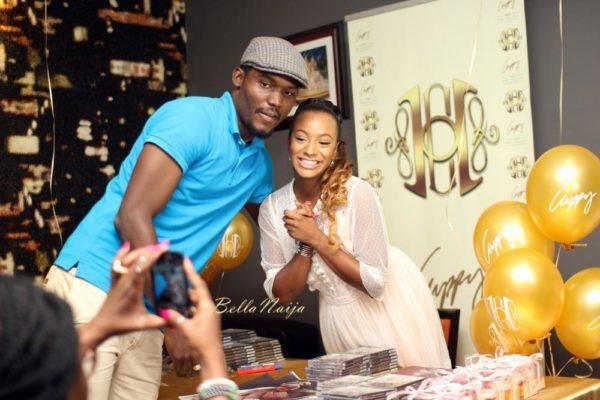 DJ Cuppy - Autograph Signing Lagos 2014 - BellaNaija 035