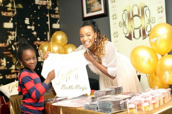 DJ Cuppy - Autograph Signing Lagos 2014 - BellaNaija 037