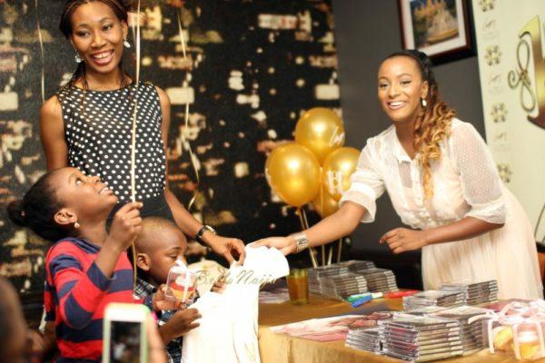 DJ Cuppy - Autograph Signing Lagos 2014 - BellaNaija 040