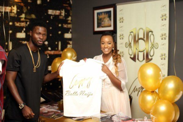 DJ Cuppy - Autograph Signing Lagos 2014 - BellaNaija 042