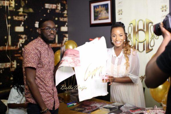 DJ Cuppy - Autograph Signing Lagos 2014 - BellaNaija 043