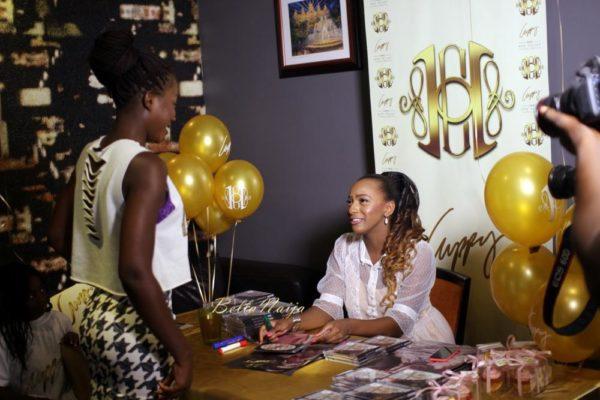 DJ Cuppy - Autograph Signing Lagos 2014 - BellaNaija 044