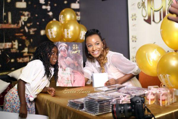 DJ Cuppy - Autograph Signing Lagos 2014 - BellaNaija 047