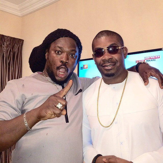 Don Jazzy - Daddy Showkey