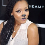 Doranne Beauty Cat Woman Makeup - Bellanaija - October 2014