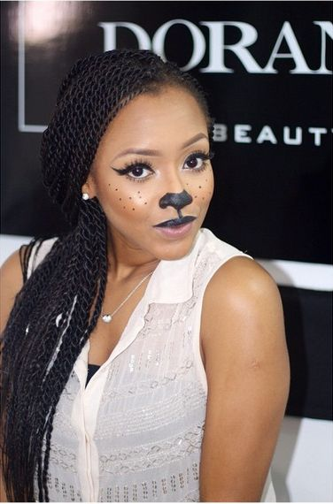 Get Simply Purr-fect Cat Woman Makeup for Halloween with Doranne ...