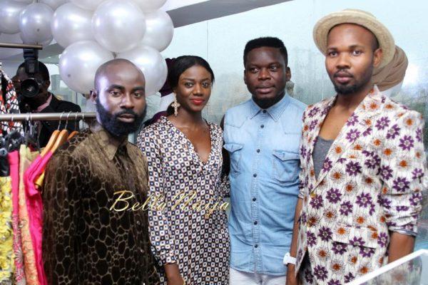 Ejiro Amos Tafiri Store Launch in Lagos - September 2014 - BellaNaija 0019