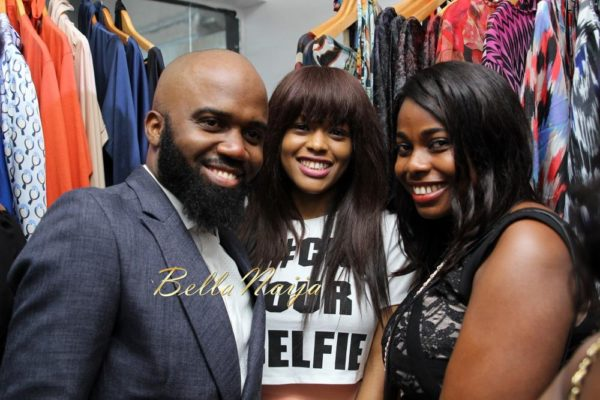 Ejiro Amos Tafiri Store Launch in Lagos - September 2014 - BellaNaija 0020