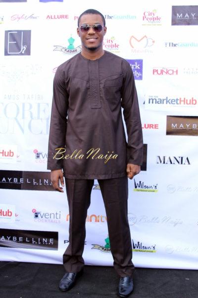 Ejiro Amos Tafiri Store Launch in Lagos - September 2014 - BellaNaija 011