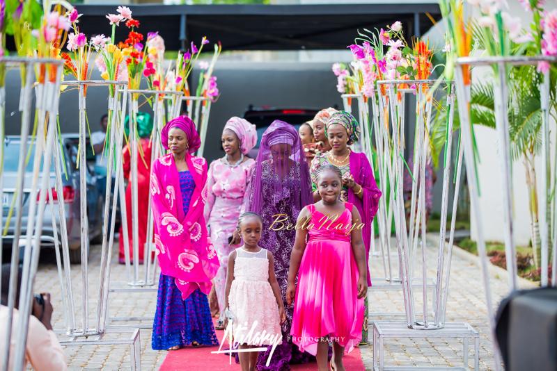 Farida Salisu Yusha'u & Abubakar Sani Aminu | Budan Kai - Hausa Muslim Nigerian Wedding | Atilary Photography | BellaNaija - October 2014 004.862C8564
