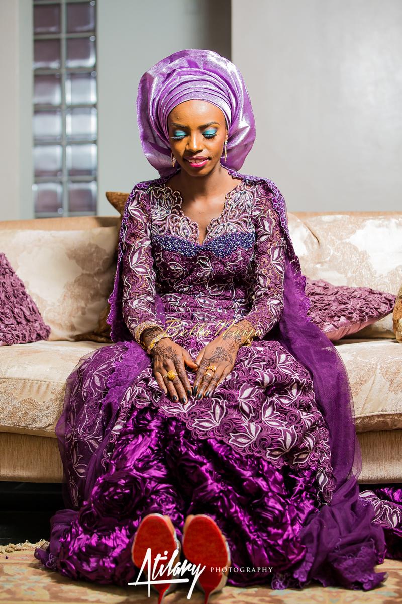 Farida Salisu Yusha'u & Abubakar Sani Aminu | Budan Kai - Hausa Muslim Nigerian Wedding | Atilary Photography | BellaNaija - October 2014 006.862C8453