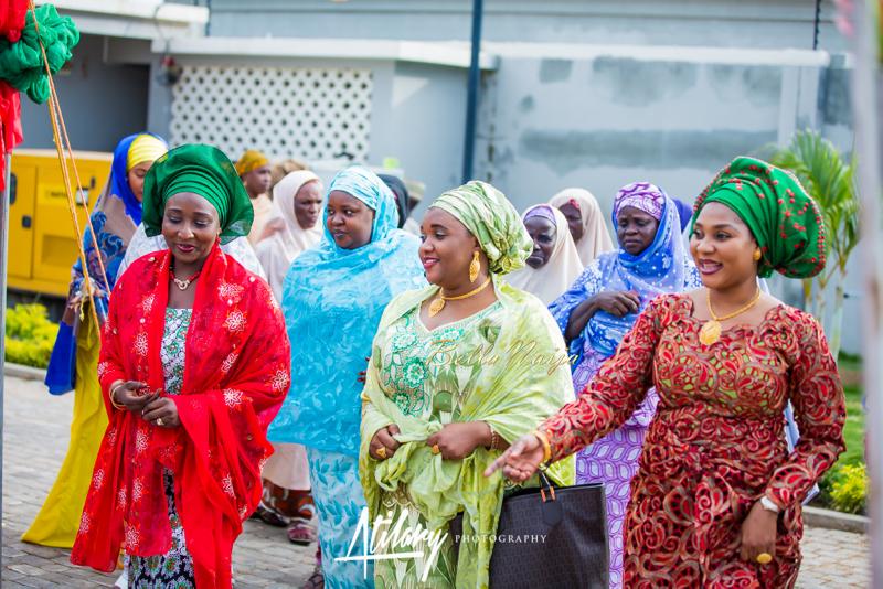 Farida Salisu Yusha'u & Abubakar Sani Aminu | Budan Kai - Hausa Muslim Nigerian Wedding | Atilary Photography | BellaNaija - October 2014 006.862C8579